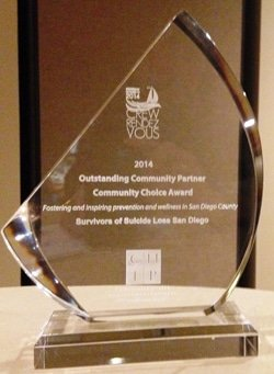 photo of Community Choice Award