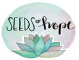 "image with ""seeds of hope' over it"