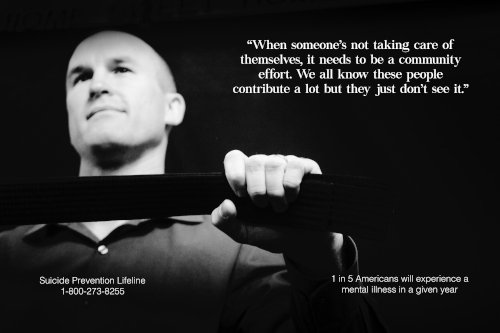 photo of gentleman with quote