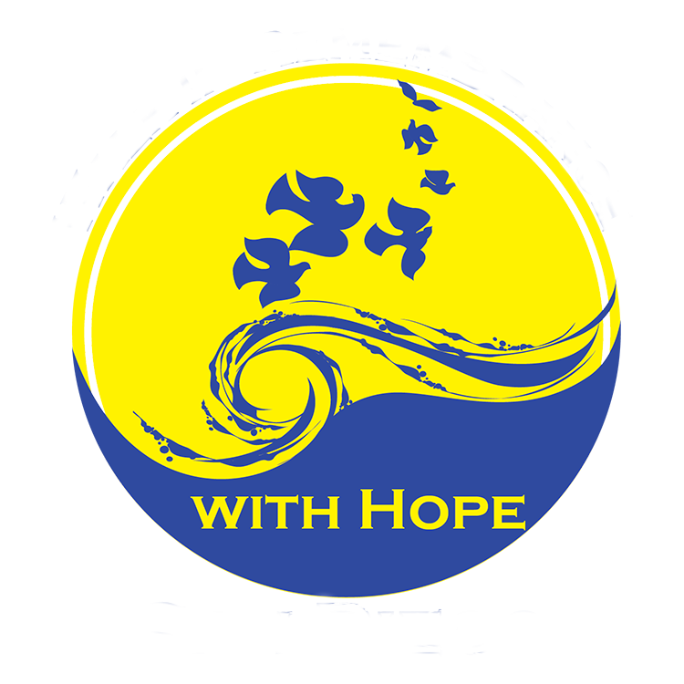 logo of Walk in Remembrance with Hope San Diego