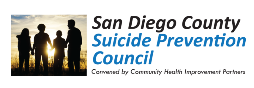 logo of Suicide Prevention Council of San Diego County