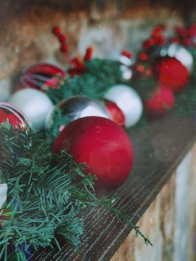 winter holiday balls